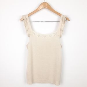 RED Valentino by Valentino Cami Knit Top